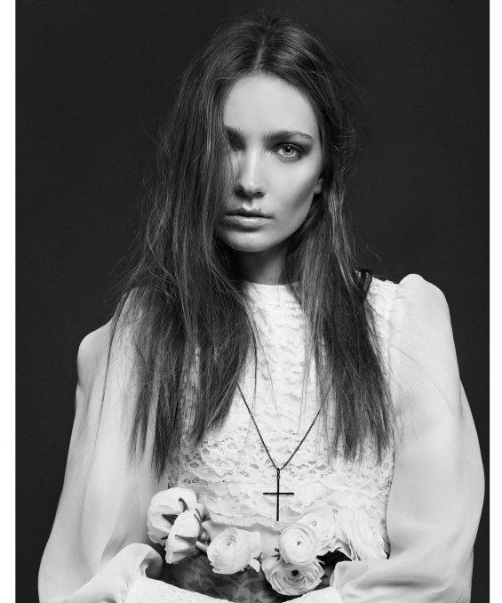 Julia fedotova девушка модель прически работа